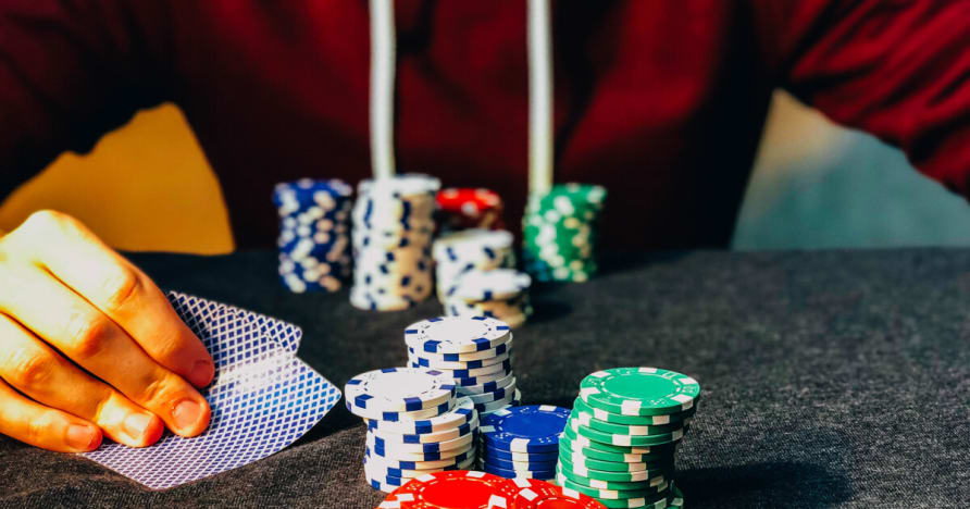 전문 도박과 이길 수있는 능력 필수