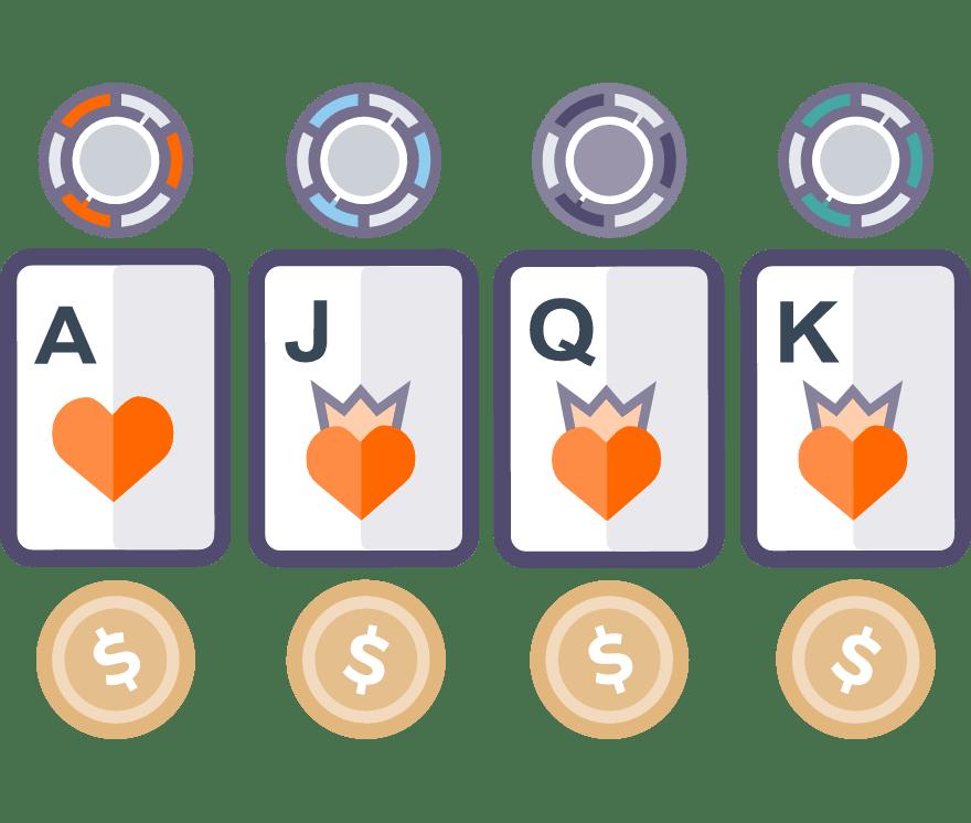 2021년 최고의 파로 Live Casino