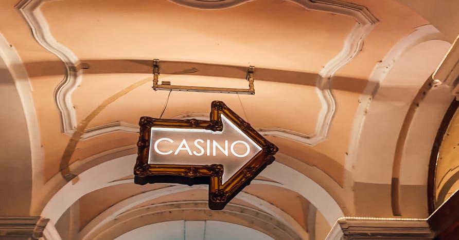 라이브 카지노에서 도박