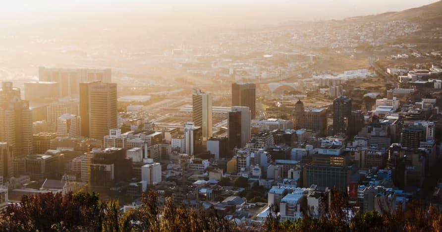남아프리카 온라인 도박꾼을위한 최고의 라이브 카지노 게임