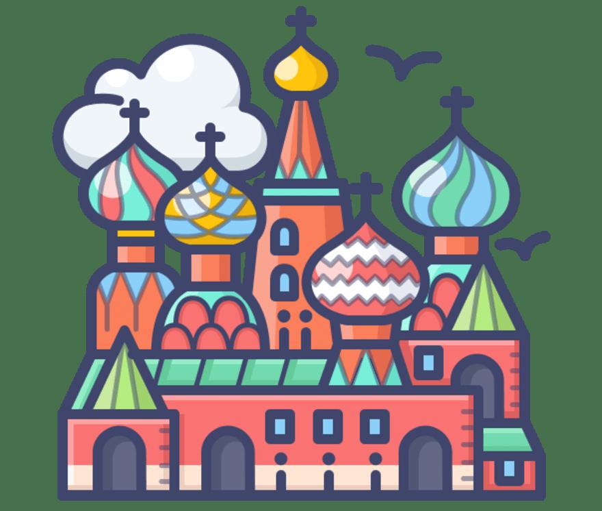 58 러시아 2021 최고의 Live Casino
