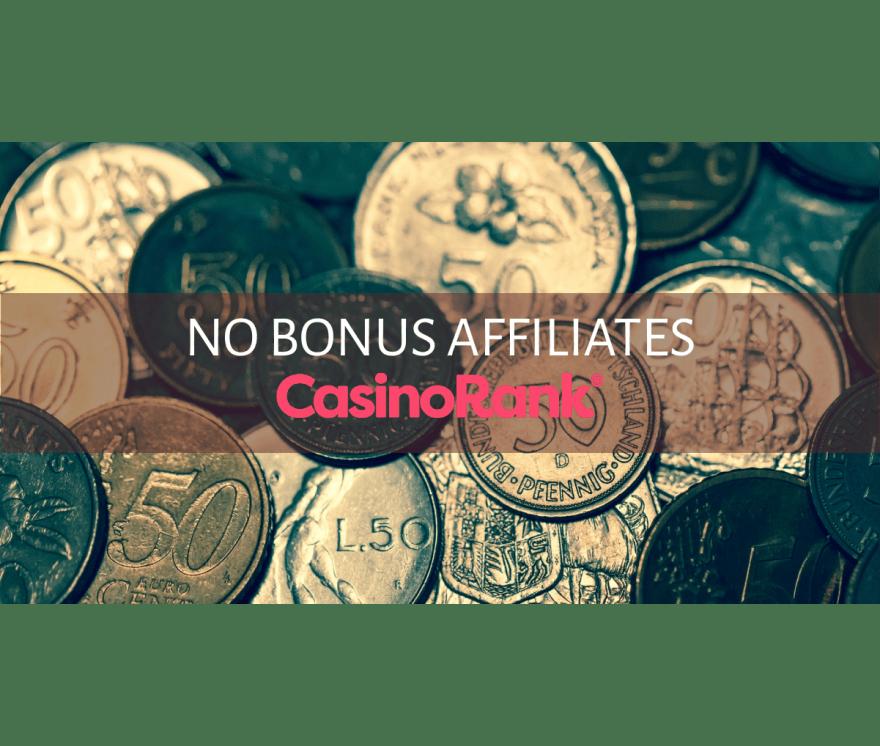 최고의 No Bonus Affiliates Live Casino