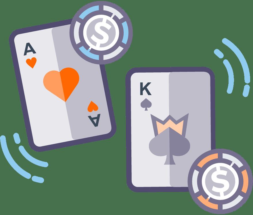 2021년 최고의 카지노 워 Live Casino